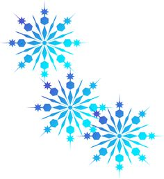 Snowflakes on clip art christmas snowflakes and album 2