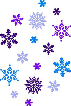 Snowflakes on snow flake clip art and snowflake tattoos
