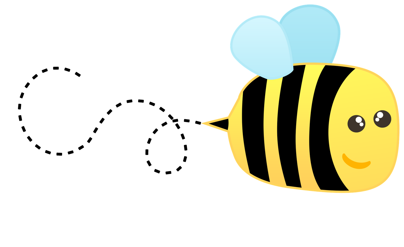 Spelling bee clipart black and white free 2
