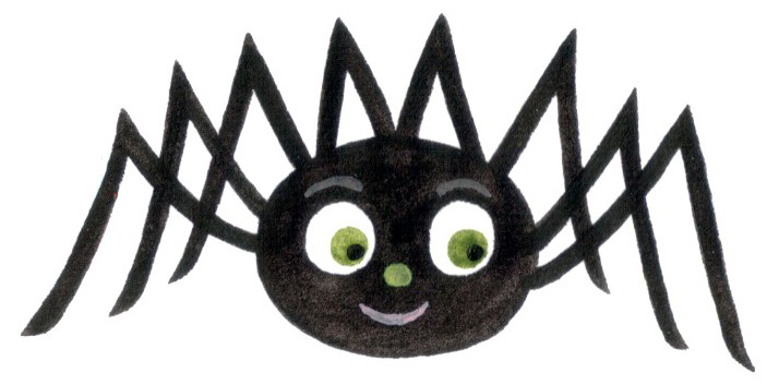 Spider clipart clipart cliparts for you