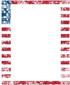 Summer on american flag flags and vintage american flags clip art