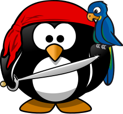 Talk like a pirate day pirate clip art and fonts