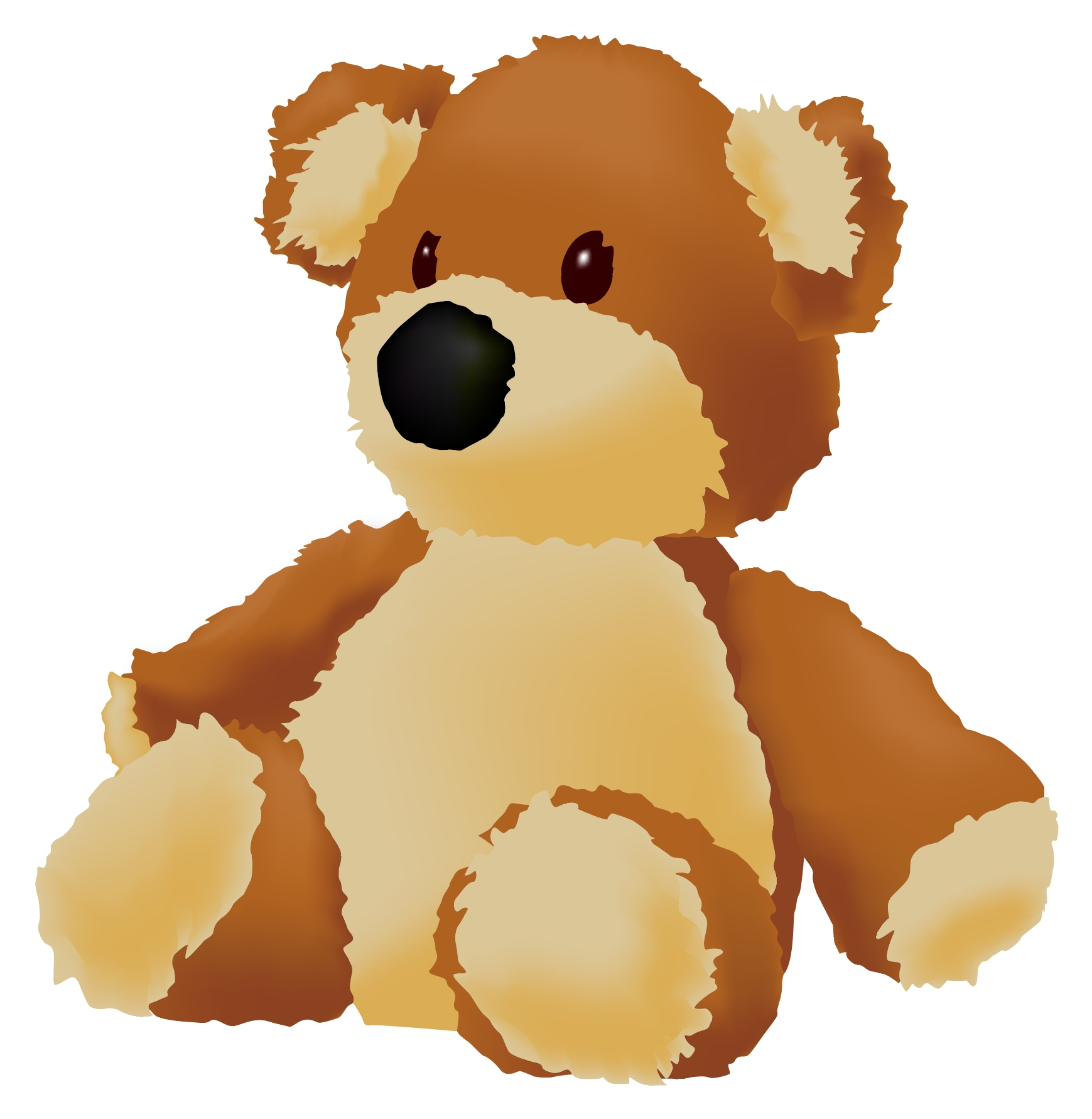 Teddy bear teddy free images at clker com vector clip art