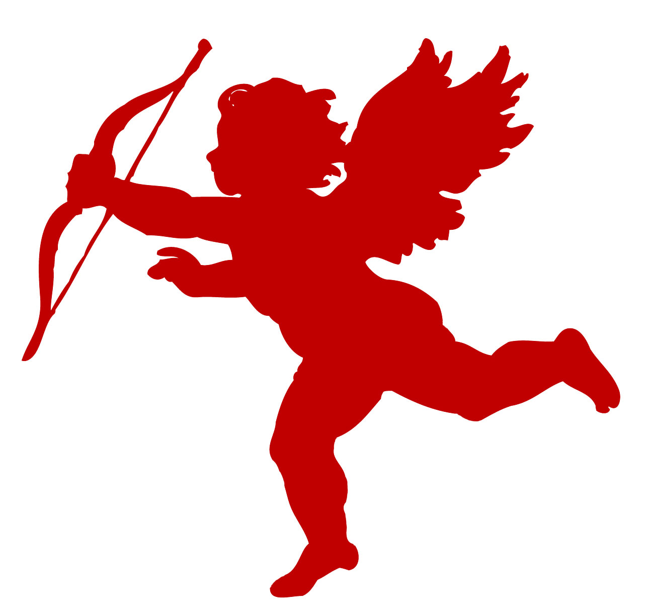 Valentines day cupid for valentine cliparts