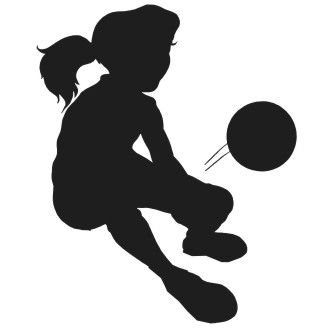 Blue volleyball clip art free clipart images - Clipartix