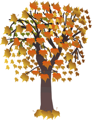 7 free autumn and fall clip art collections 2
