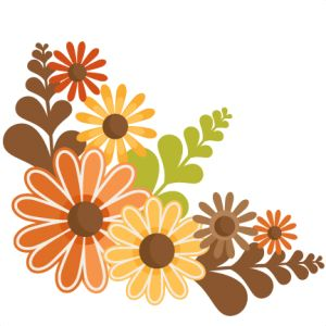 Autumn fall clipart on digital scrapbooking clip art and