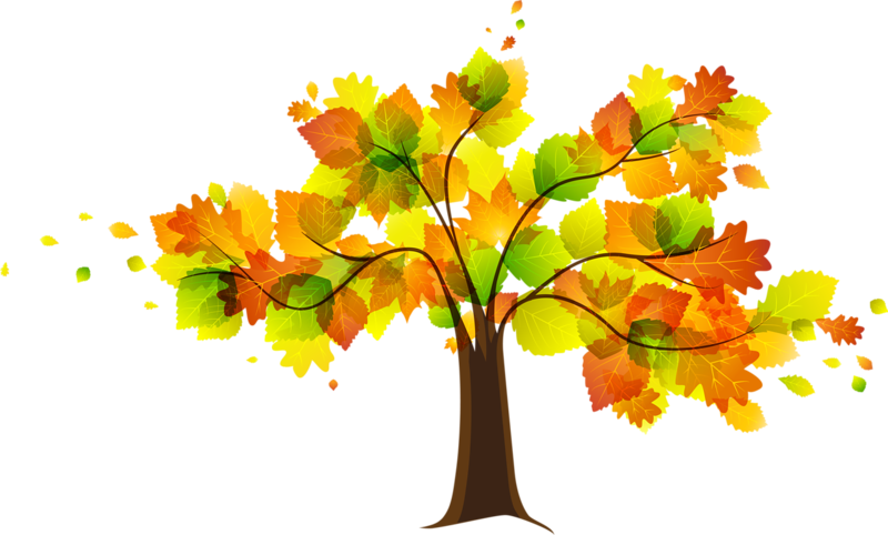 Autumn fall leaves clipart free clipart images 4 clipartcow
