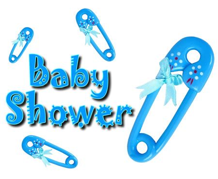 Baby boy baby shower clipart boy baby shower 2