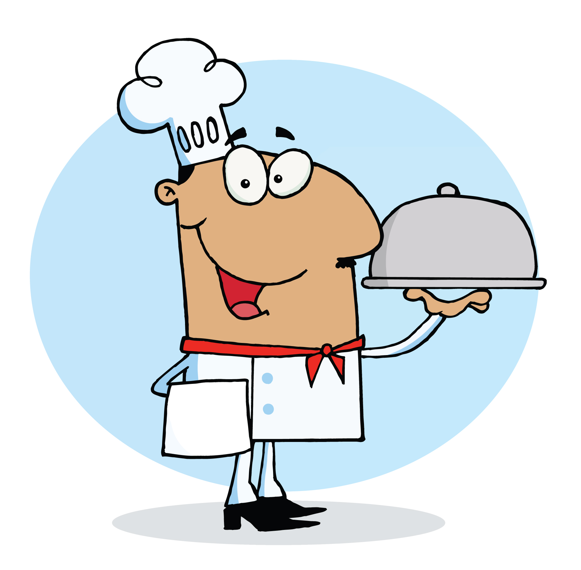 Black woman cooking clipart free clipart images