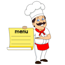 Chef free culinary clipart clip art pictures graphics illustrations 3