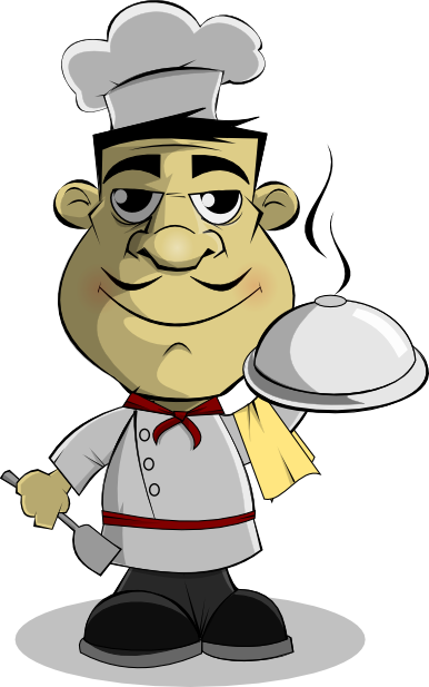 Chef free to use cliparts