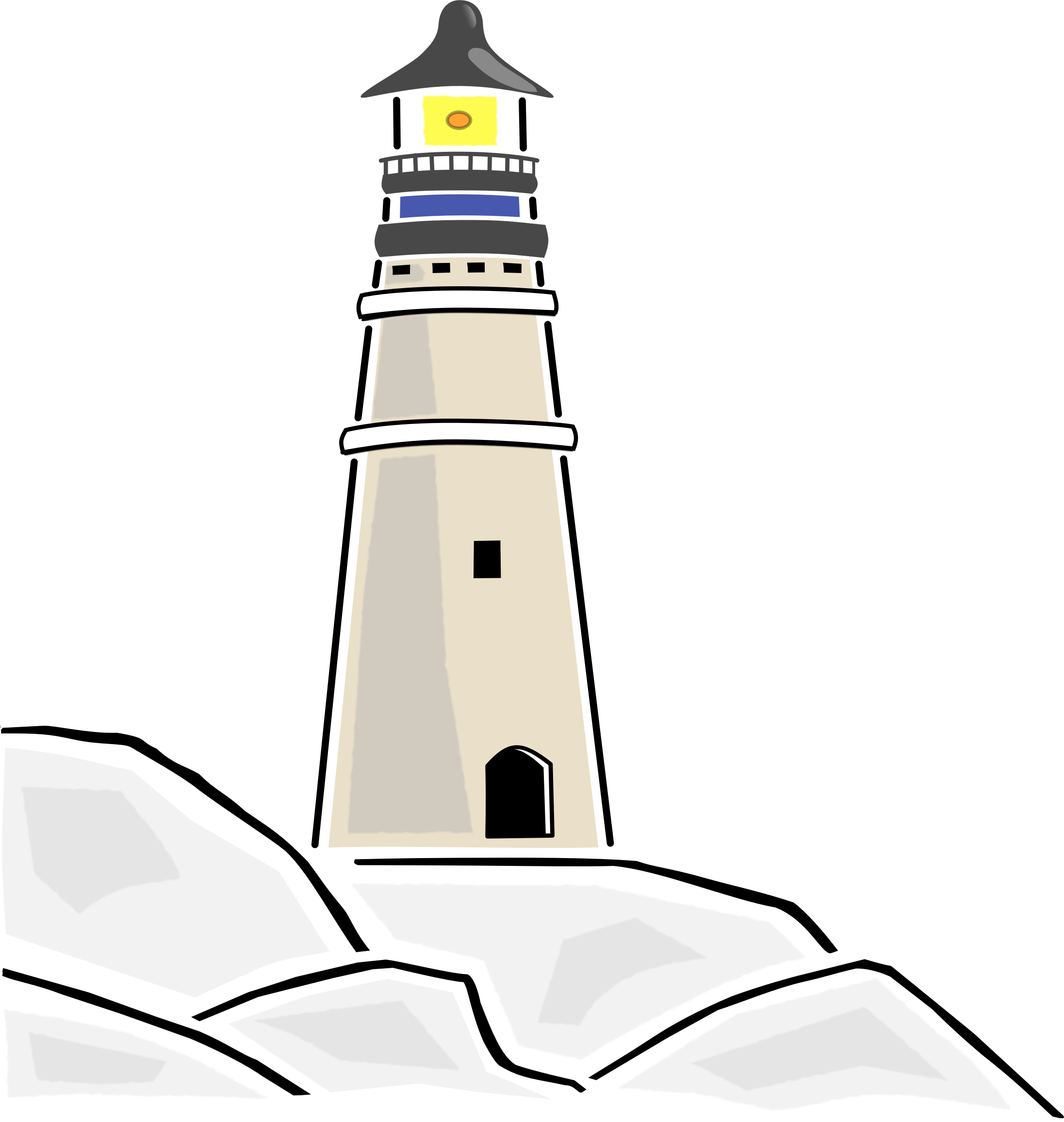 Clipart lighthouse