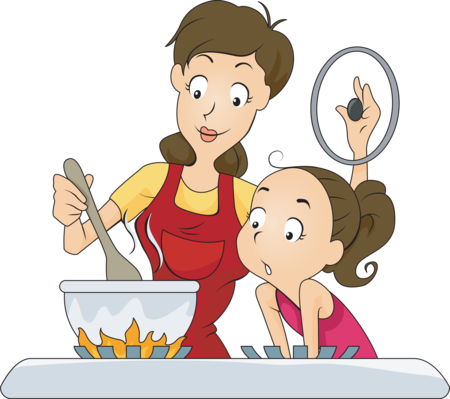 Cooking clipart 7