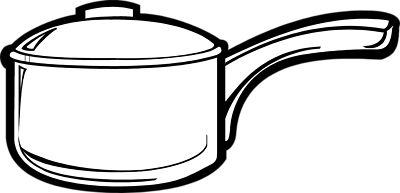 Cooking clipart black and clipart cliparts for you