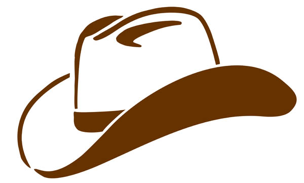 Cowboy clip art country and western graphics 2 clipartcow clipartix