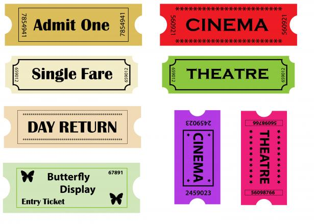Entry tickets clip art free stock photo public domain pictures