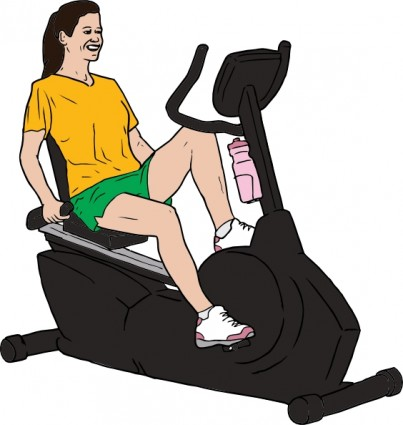 Exercise free clip art people exercising free vector for free download