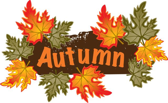 Fall autumn thanksgiving clip art on clip art