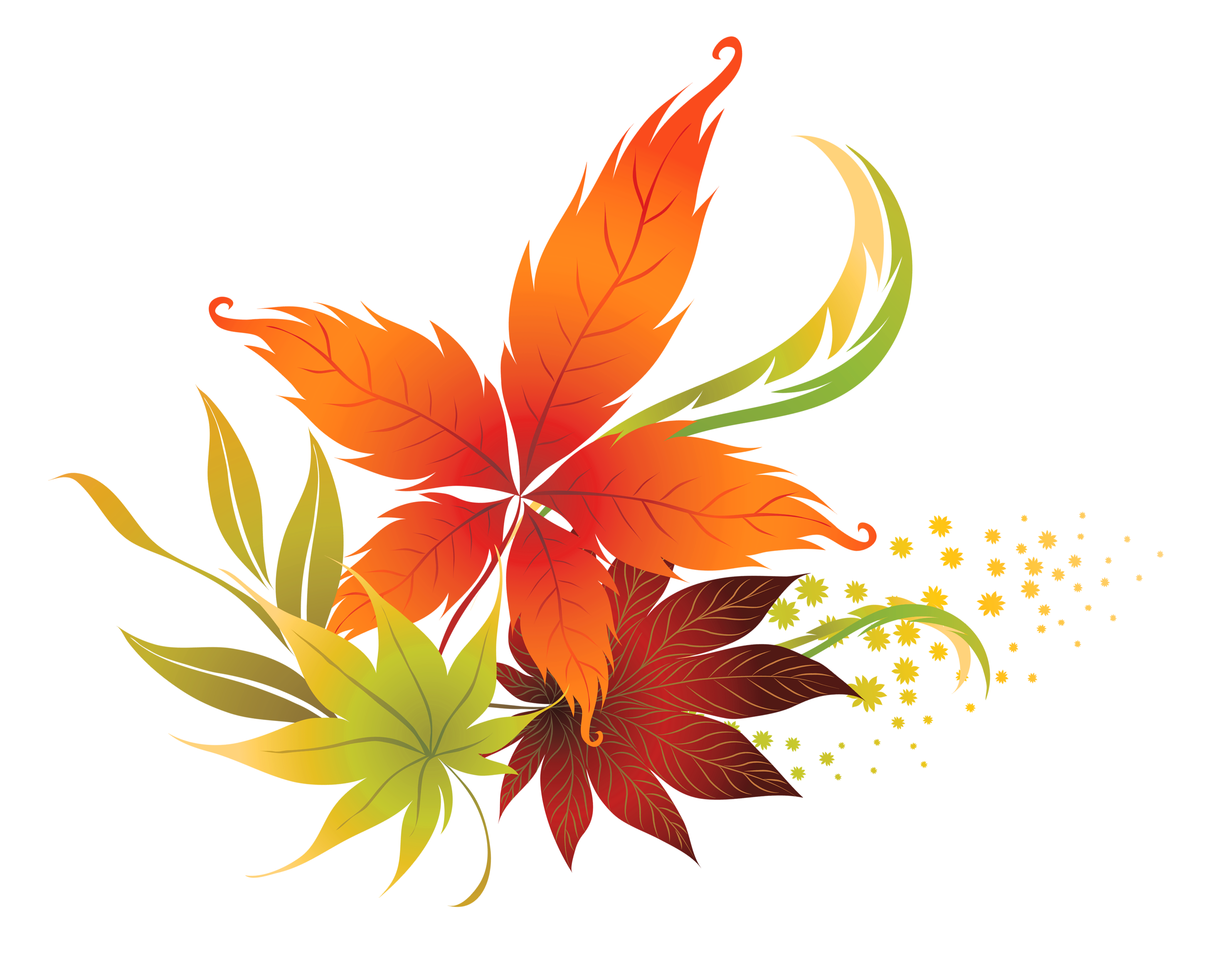 Fall leaves 7 free autumn and fall clip art collections 2 - Leaves paintings and drawings ...