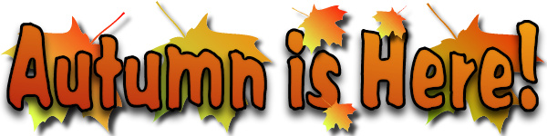 Free fall autumn clip art 2