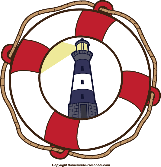 Free lighthouse clipart clipartcow