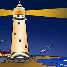 Free lighthouse clipart public domain buildings clip art images