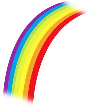 Free rainbows clipart free clipart graphics images and photos