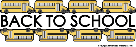 Free school bus clipart 6