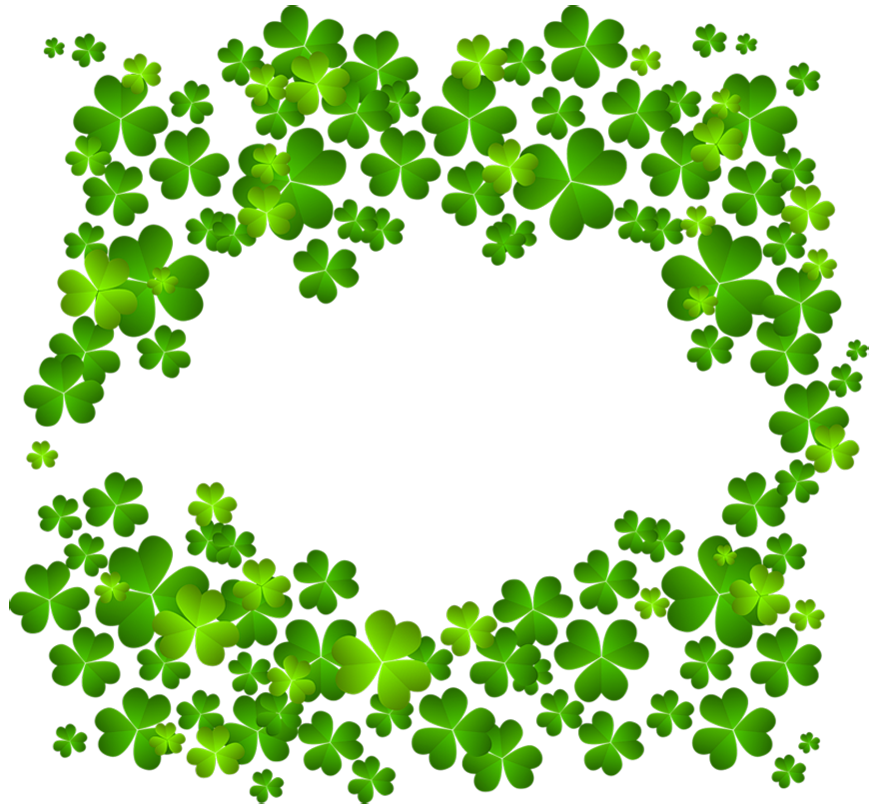 Free shamrock clipart public domain holiday stpatrick clip art 14