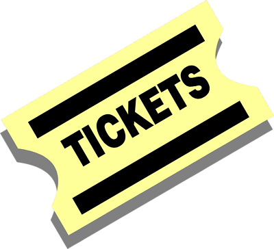 Free tickets clipart free clipart graphics images and photos 2