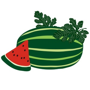Free watermelon clipart free vector for free download about 2 3 2