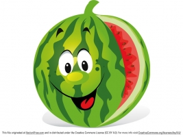 Free watermelon clipart free vector for free download about 2