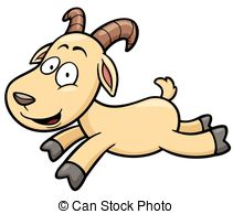 Goat category animals clipart pictures