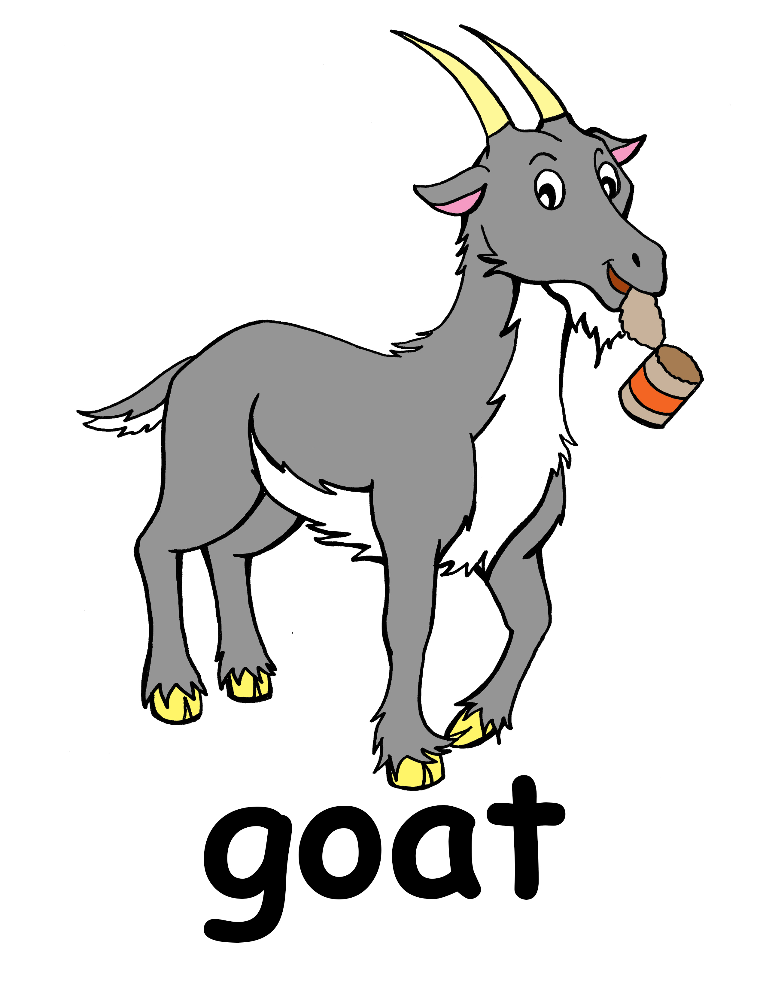 Goat clipart clipart cliparts for you