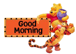 Good morning animation free animated good morning messages image 6 clipart