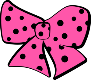 Hair bow clipart 3 clipartcow 2