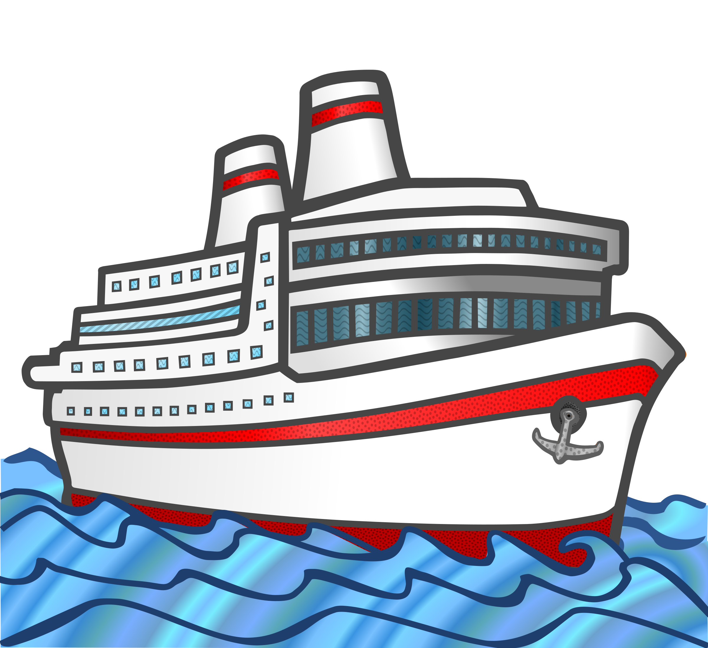 Immigrant ship clip art clipartcow