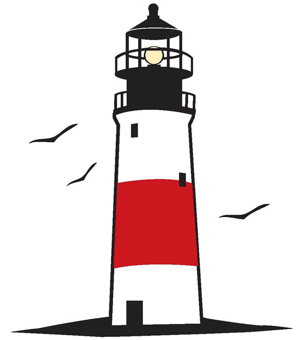 Lighthouse clipart 0