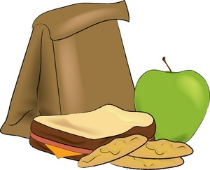 Lunch clip art free free clipart images clipartcow 2