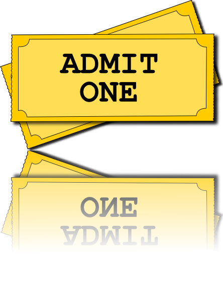 Movie tickets clip art at clker vector clip art
