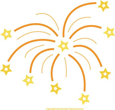 new year fireworks clip art happy new year 6 image