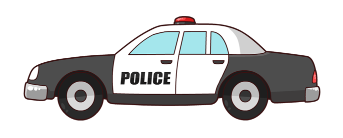 Police free to use clip art