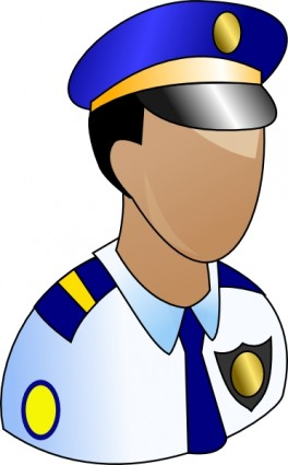 Police officer clip art free vector for free download about