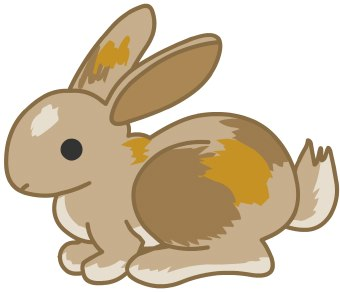 Rabbit clipart clipart cliparts for you