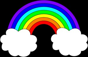 Rainbow clipart clipart cliparts for you 4