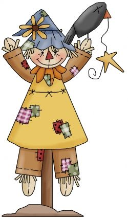 Scarecrow holiday country clipart and pumpkin clip art along with