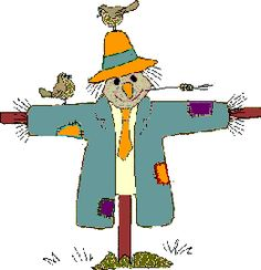 Scarecrows on fall scarecrows scarecrow crafts and clipart