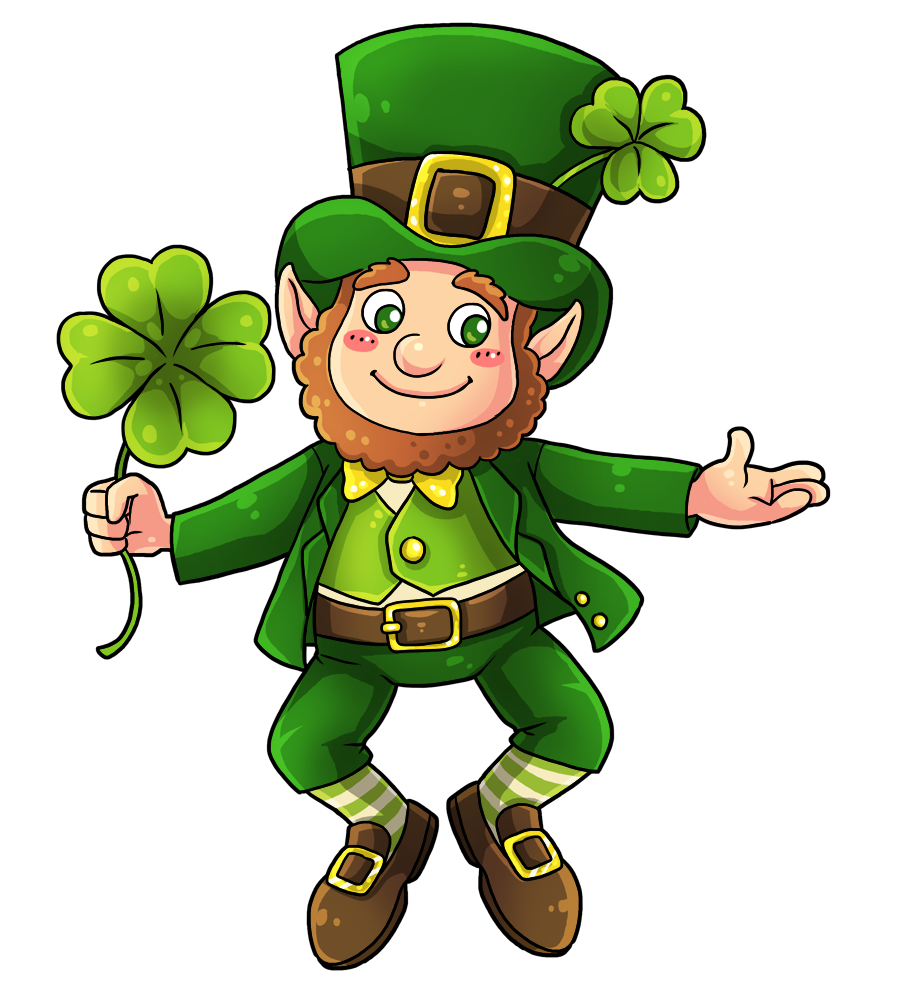 Shamrock free to use cliparts