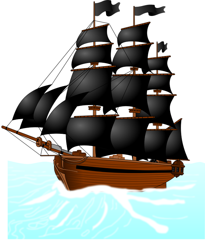 Ship clip art free free clipart images image